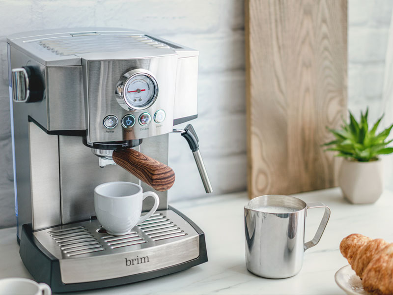 μηχανη espresso